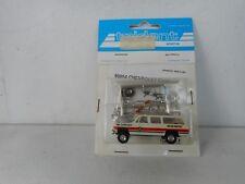 Trident 1/87 No. 90054  Chevrolet Truck Medical SUPR VISOR  Ambulance OVP RARE!!