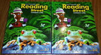 Scott Foresman READING STREET Common Core GRADE 3 Set 2 Student Texts 3.1 & 3.2