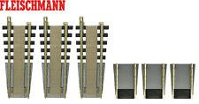 Fleischmann H0 665301 Ergänzungs-Set für AC Drehscheibe 665201 - NEU + OVP