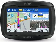 """GARMIN ZUMO 395 LM EUROPA MOTORRADNAVIGATION DISPLAY 11CM 4,3"""" FAHRSPURASSISTENT"""