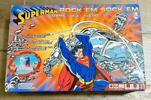 SUPERMAN ROCK'EM SOCK'EM 2005
