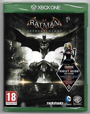 BATMAN ARKHAM KNIGHT / Jeu XBOX ONE / NEUF SOUS CELLO