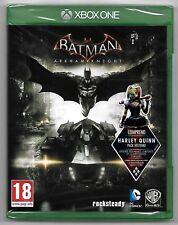 BATMAN ARKHAM KNIGHT / Jeu XBOX ONE / NEUF SOUS CELLO