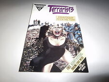 L8 EPIC COMIC TERRARISTS ISSUE #3 1993 IN GOOD CONDITION