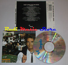CD HUEY LEWIS AND THE NEWS Sports 1983 germany CHRYSALIS 610 314 cd lp dvd vhs