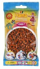 Hama - 207-20 -Sachet 1000 Perles à repasser Marron caramel