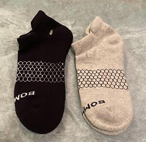 Brand New Women's Bombas Ankle Socks Sz Medium Size 8-10.5 $24 Value 2 Pairs