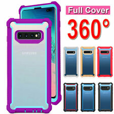 Shockproof Rubber Armor Case for Samsung Galaxy S10 S9 S8 Plus/Note 9 8 J7 Cover