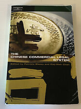 Chinese Commercial Legal System - Patricia Blazey - Paperback Book