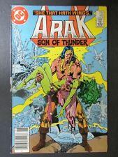ARAK: Son of Thunder #45 - DC Comics #14A