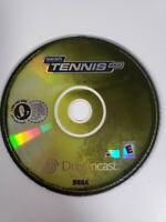 Sega Sports Tennis 2K2 (Sega Dreamcast, 2001) - Disc Only