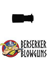 100 - .40 cal Blowgun Stun Darts - Black from Berserker Blowguns