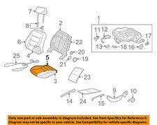 VW VOLKSWAGEN OEM 01-02 Jetta Front Seat-Cushion Bottom Cover 1J0881405ALJM