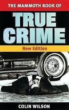 The Mammoth Book of True Crime: A New Edition (Mammoth Books)-ExLibrary