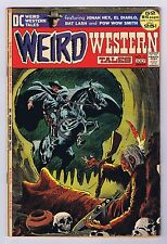 Weird Western Tales #12 Jonah Hex 3rd Appearance VG Complete Stories 1972 DC CGC