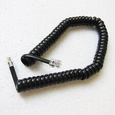 Panasonic PQJA212V Black Phone Handset Cord for KX-TG4772B KX-TG4773B KX-TG6671B
