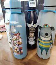 Hot and Cold MonsterThreads Insultated Water Bottle