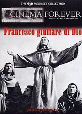 Francesco, Giullare Di Dio (1950) DVD (Cinema Forever) Edizione DigiPack