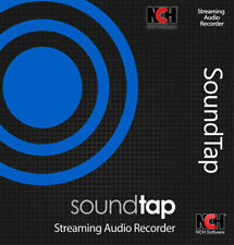 NCH Soundtap Streaming Audio Recording Software FULL License lifetime KEY 2020 ✅