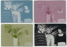 American Horror Story Season 1 ~ PRINTING PLATE SET for Base Card #24