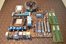 Scheda madre Asus M4A785TD-V EVO + AMD Phenom™ II X2 570 Black + 4 gb DDR3 1333