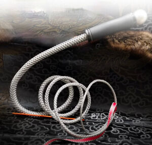 Dragon Thread Whip Stainless Steel Practical Kung Fu Whip Martial Arts Whip
