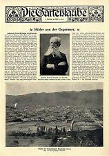 Johann Friedrich August von Esmarch (Kriegs-Chirurg) zum 80.Geburtstag c.1903