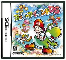 NEW Nintendo DS Yoshi's Island DS NTSC-J Japanese Import Video Game