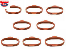Set of 8 Intake Manifold Gasket For Porsche Cayenne Panamera 94811014601