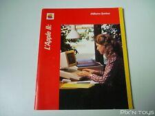 Apple IIc Manuel utilisateur Système [ Version Française ]