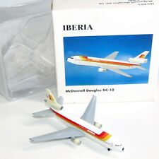 Herpa Wings ~ McDonnell Douglas DC-10 Iberia   ~ 1:500 Scale Airplane Model