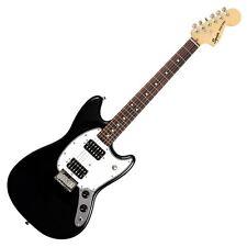 SQUIER  FENDER MUSTANG Bullet BLACK , chitarra elettrica Nuova!