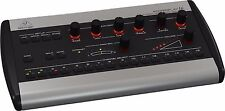 Behringer P16-M Powerplay Personal 16-Channel Headphone Mixer 3-band EQ per CH