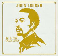 John Legend - Get Lifted (Special Edition)   *** BRAND NEW CD & BONUS DVD ***