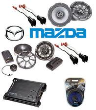 Mazda 6 03-06 Kicker Ks65.2 & Ks65 Upgrade Speakers Package Zx350.4 Amplifier