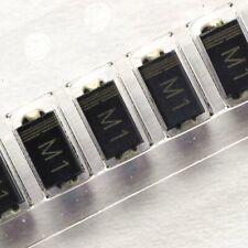 1N4001 M1 1N4002 M2 1N4004 M4 1N4007 M7 SMA DO-214AC Dioden Gleichrichterdiode
