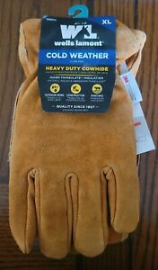 Wells Lamont Cowhide Cold Weather  Gloves XL