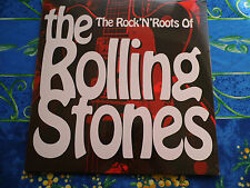 THE ROLLING STONES ♫ THE ROCK AND ROOTS OF ♫ RARE TOP BLUES ROCK LP ♫  #4