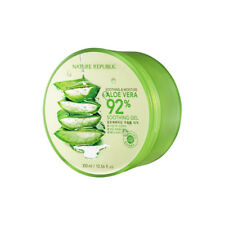 [NATURE REPUBLIC] Soothing & Moisture Aloe Vera 92% Soothing Gel - 300ml