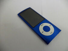 Apple iPod Nano A1285, 4th Gen, 8GB, MP3 Player, Tested Good - Battery Issue