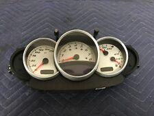 PORSCHE BOXSTER 986 03-04 SPEEDOMETER INSTRUMENT CLUSTER GAUGE 3.2 ENGINE