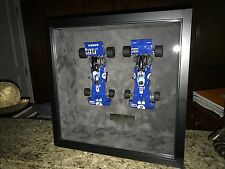 Wall Mounted Art Display / Exoto Tyrrell-Ford 003 / 1971 World Champions