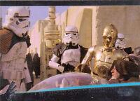 2013 STAR WARS GALACTIC FILES SERIES 2 TOPPS CARD WEAK MINDED WM-1