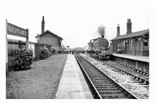 pt8796 - Yaxley & Farcet Railway Station , Cambridgeshire - photograph 6x4