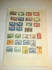 IRAQ MESOPOTAMIA & BRITISH IRAQ OFFICIAL STAMPS BIG SCV$ RARE USED & MINT HINGED