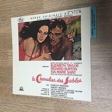 EP BOF Le chevalier des sables Sandpiper Elizabeth Taylor Johnny Mandel 1965