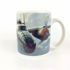 B-25J Mitchell The Yellow Rose WWII Bomber Ceramic Coffee Java Mug Cup