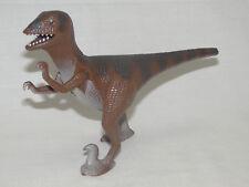 Tyco Dino Riders Velociraptor Dinosaurier 1987 mit Mängeln