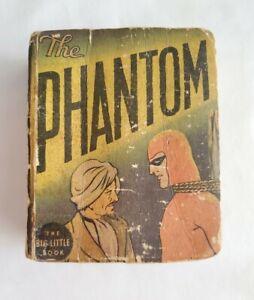Vintage 1936 THE PHANTOM #1100 BIG LITTLE BOOK Golden Age
