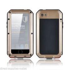 Fundas y carcasas Apple color principal oro para teléfonos móviles y PDAs